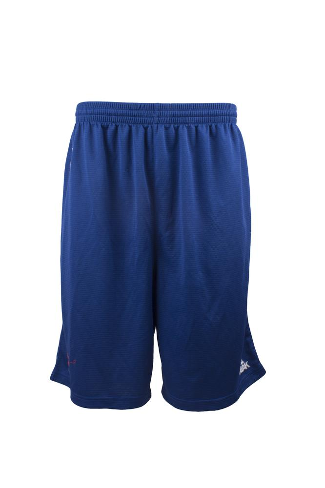 peak tony parker knitted shorts