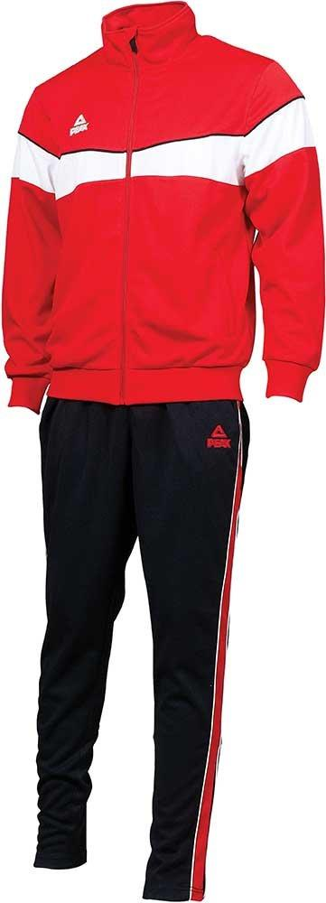 peak knitted tracksuit