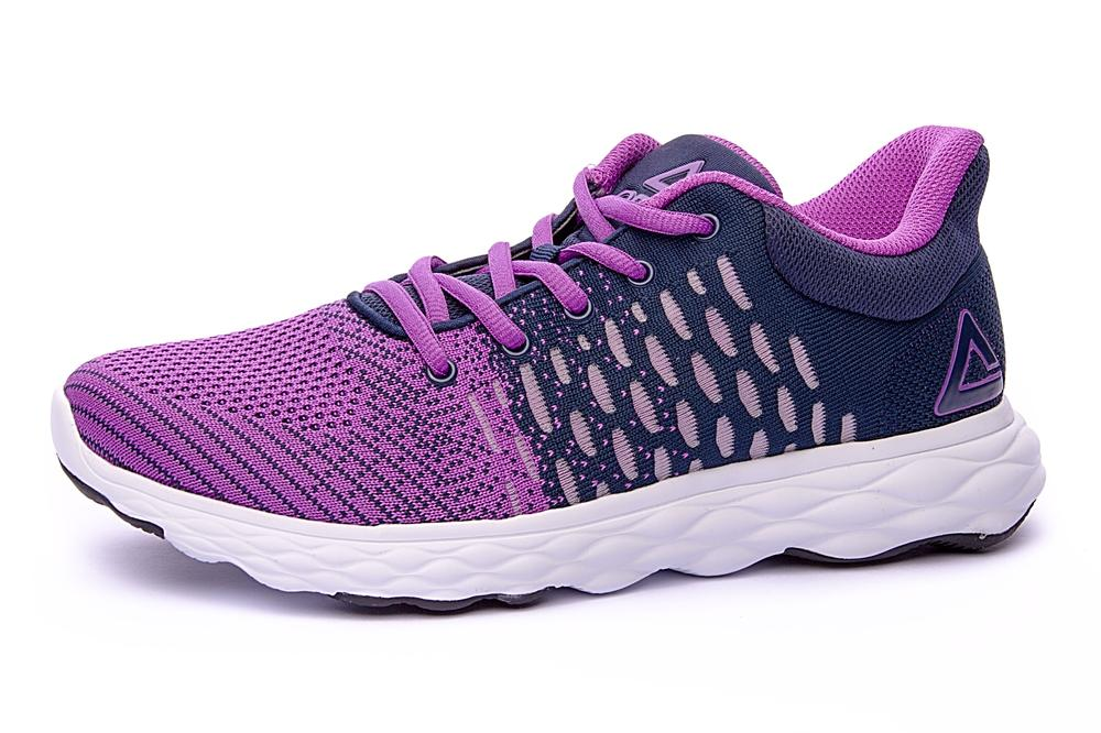 peak cushion running shoes