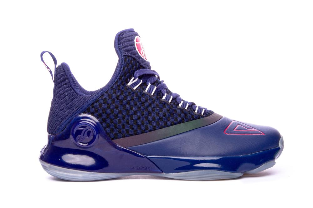 peak basketball match shoes tony parker VI