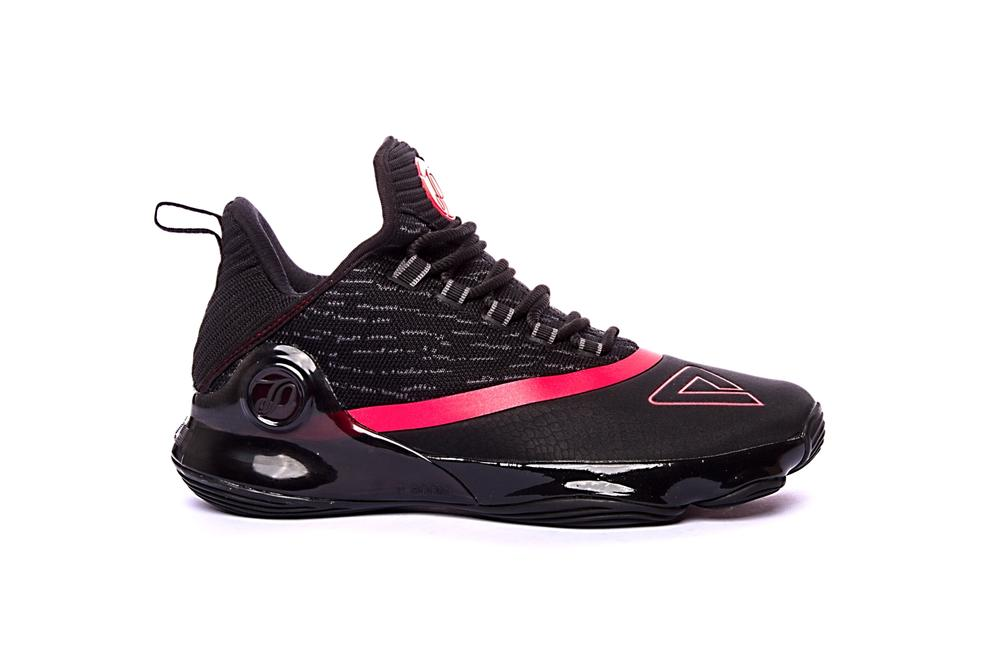 peak basketball match shoes tony parker 6