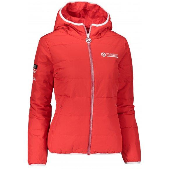 peak light padded jacket