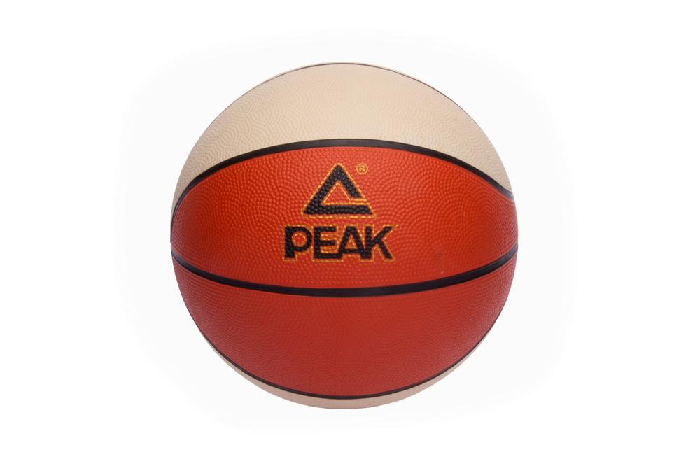 peak rubber basketball