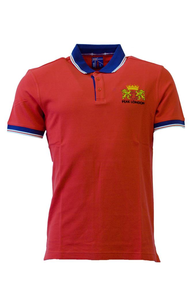 peak polo t - shirt