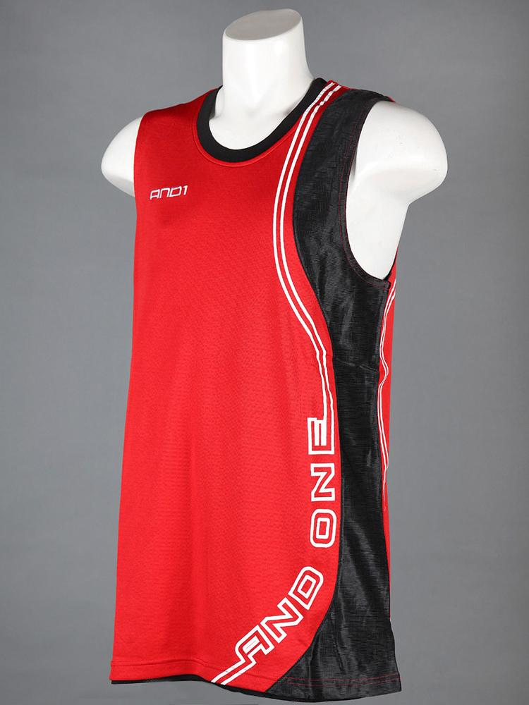 and1 rev jersey cinson