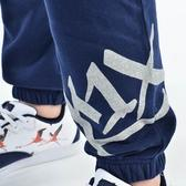 at large tag sweatpants
