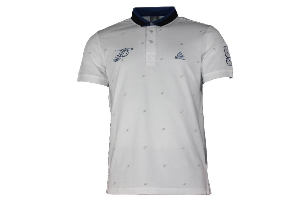 peak tony parker polo t shirt