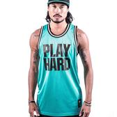 core play hard mesh jersey