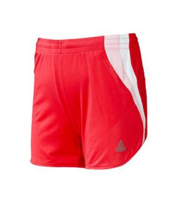 peak running match shorts